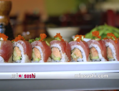 Restaurant Commercial: Sushi