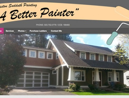 Residential Paint Services